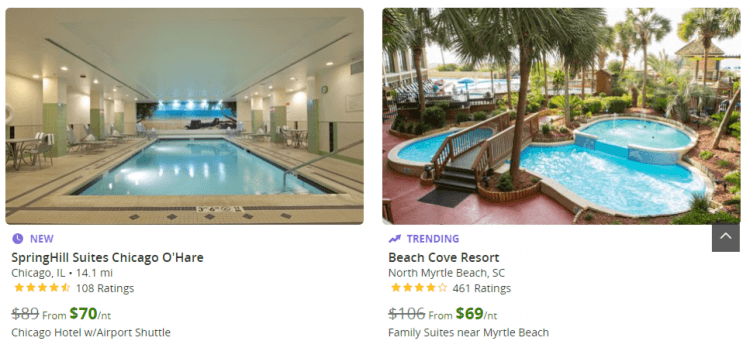 Groupon Travel and Vacations