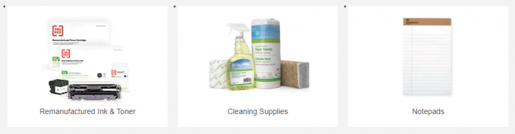 Sustainable Supplies by Staples