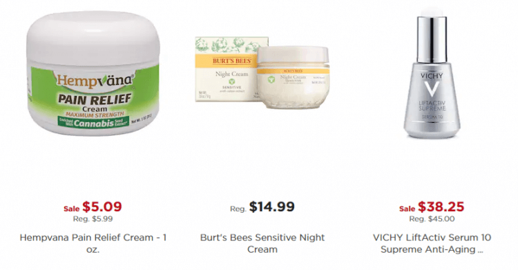 Skincare Products at Kohl's