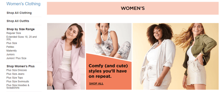 Women's Clothing at Kohl's