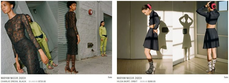 MNZ Womens Clothing