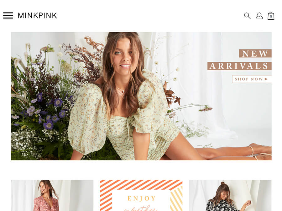 MINKPINK screenshot