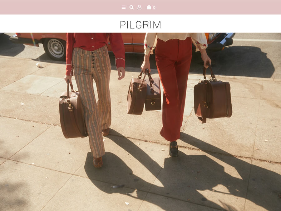 Pilgrim The Label screenshot