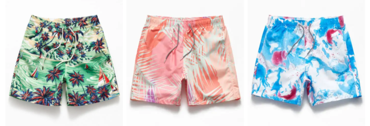 PacSun most expensive shorts