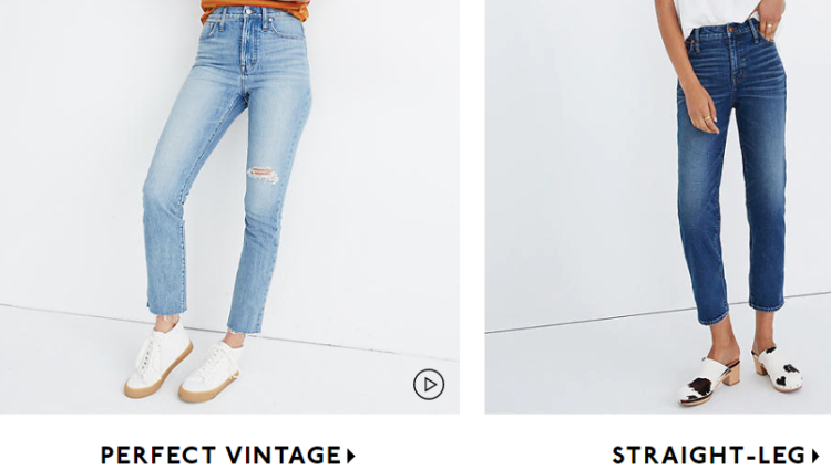 Denim for all by Madewell