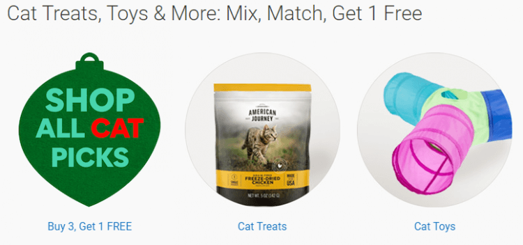 Chewy's Daily Deals